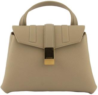Agnona Pochette Beige Shoulder Bag
