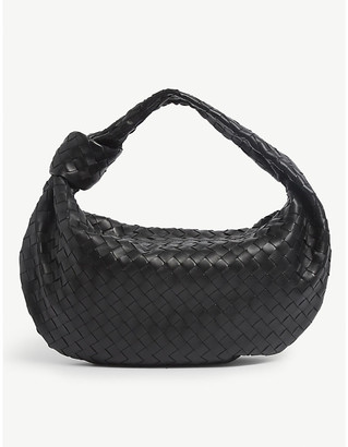 Bottega Veneta Jodie small intrecciato leather hobo bag