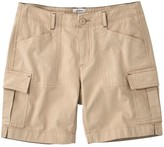 L.L. Bean L.L.Bean Women's Stretch Canvas Cargo Shorts