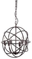 Apt2B Walsh Ceiling Pendant ANTIQUE BLACK