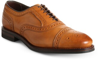 Allen Edmonds Strand Weatherproof Medallion Toe Oxford