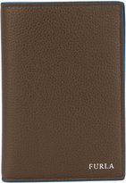 Furla passport holder - men - Leather - One Size
