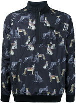 The Upside printed bomber - men - Polyamide - M