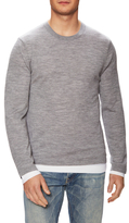 Vince Merino Wool Crewneck Sweater