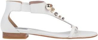Donna Più Toe strap sandals