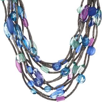 Linea by Louis Dell'Olio Multi Row Carnival Necklace
