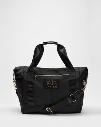 P.E Nation Set Shop Gym Bag
