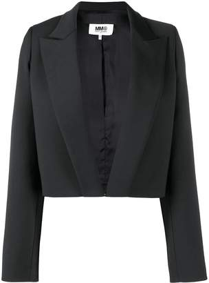 MM6 MAISON MARGIELA open front blazer
