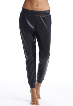 Singer22 FAUX LEATHER JOGGER