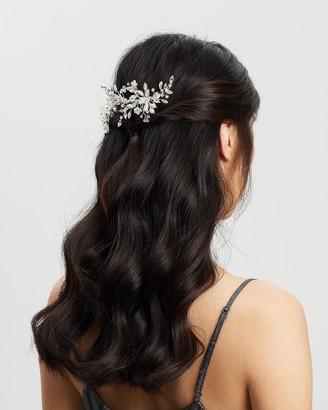 Ivory Knot Merida Hair Comb
