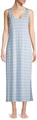 Hanro Laurel Long Tank Gown