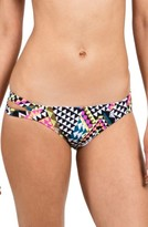 Volcom Women's Spot On Print Bikini Bottoms