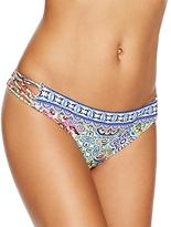 Nanette Lepore Greek Tiles Hipster Bikini Bottom
