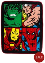 Marvel Comics Smash Pnl Crl Fleece