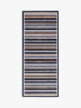 John Lewis & Partners Stripe Door Mat, H50 x W120 cm