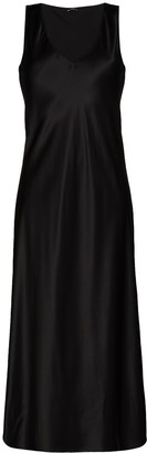 Joseph Daris sleeveless midi dress