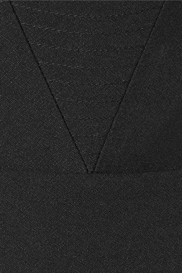 Balmain Crepe gown