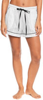 Figleaves Helena Contrast Piped Cotton Short