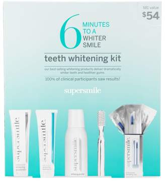 Supersmile 6 Minutes To A Whiter Smile 5-Piece Teeth Whitening Kit