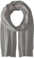 Polo Ralph Lauren Cashmere Classic Cable Scarf