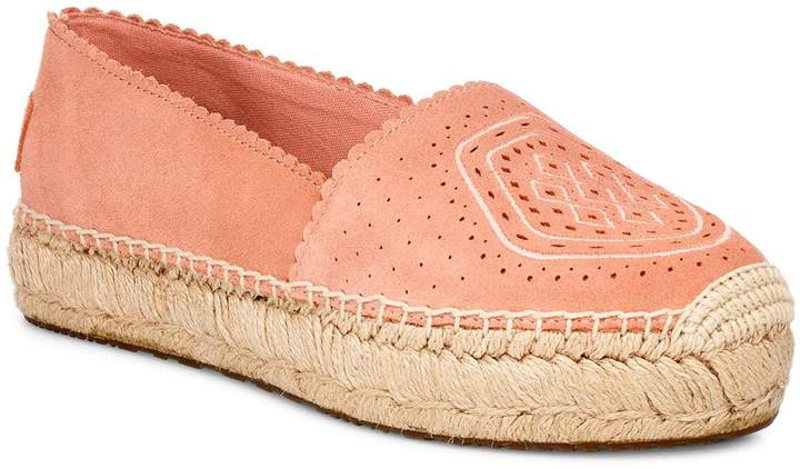 UGG Heidi Perforated Espadrille