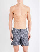 Orlebar Brown Bulldog diamond-print swim shorts