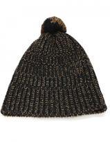 Antik Batik Knitted Pompom Hat