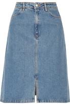 MiH Jeans Parra Denim Skirt