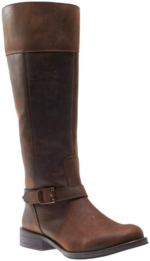 Wolverine Margo Waterproof Leather Riding Boot