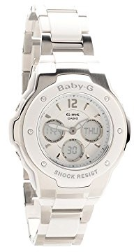 Casio women's Analogue/Digital Quartz Watch MSG-300C-7B3ER