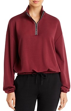 Beyond Yoga By Request Quarter-Zip Sweatshirt
