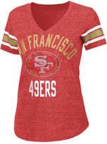 G-iii Sports Women's San Francisco 49ers Big Game Rhinestone T-Shirt
