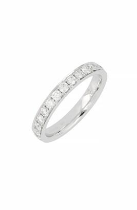 Bony Levy Diamond Pave Eternity Band Ring