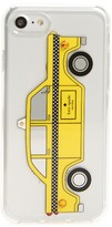 Kate Spade Jeweled Taxi Iphone 7 Case - White