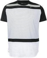 08sircus striped T-shirt - men - Cotton - 4