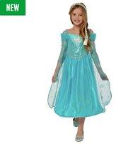Disney Frozen Elsa Fancy Dress Costume - 3-4 Years