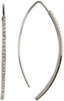Judith Jack Linear Crystal Earrings