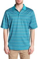 Bugatchi Knit Short Sleeve Trim Fit Shirt