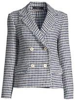 Max Mara Genesio Tweed Blazer