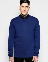 Lindbergh Sweater with Square Neck