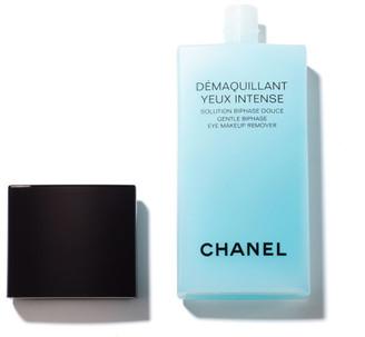 Chanel Demaquillant Yeux Intense Gentle Bi-Phase Eye Makeup Remover
