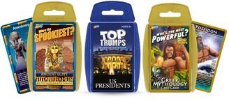 Top Trumps Card Game Bundle - Interesting History