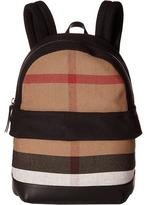 Burberry Tiller Check Backpack Backpack Bags