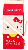 Olympia Le-Tan 'Face Milk Box' crossbody bag - women - Cotton - One Size