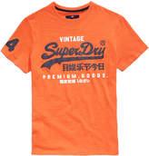Superdry Men's Premium Goods Duo Logo-Print T-Shirt
