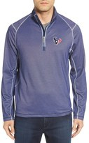 Tommy Bahama Men's 'Nfl - Double Eagle' Quarter Zip Pullover