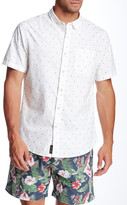 Jachs Doby Pop-A-Dot Short Sleeve Classic Fit Shirt