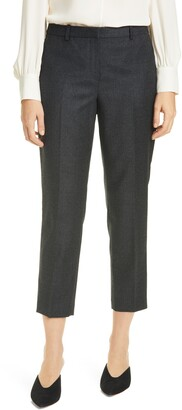 Theory Stretch Wool Trousers