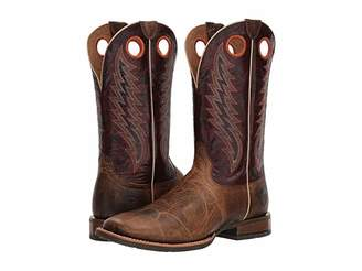 Ariat Branding Pen (Tobacco Toffee/Sunset Maroon) Cowboy Boots