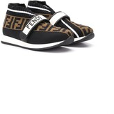 Fendi FF slip-on sneakers